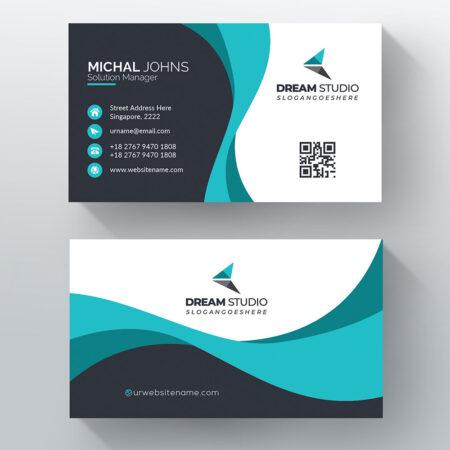 Business Card Advance Print Option